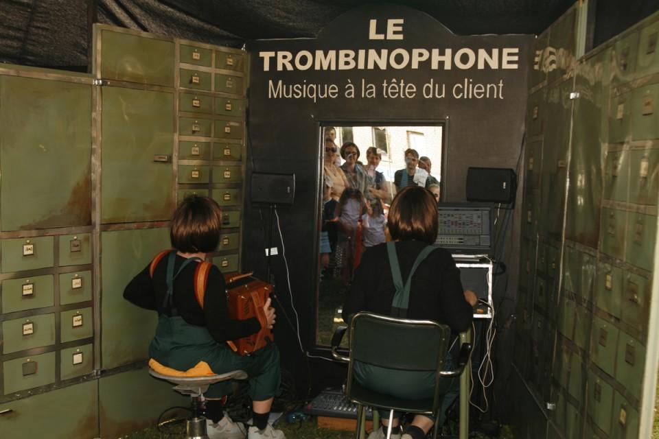 Trombinophone
